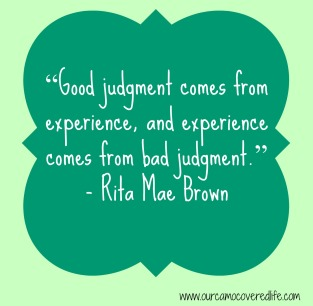 Good Judgment Rita Mae Brown